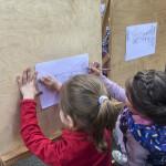 Дети художественной школы Лавры посетили святыни Волынской земли