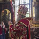 Владыка Павел почтил память Иоанна Предтечи