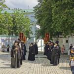 В Лавре почтили память прп. Агапита Печерского