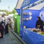 В Лаврі відкрилася виставка-ярмарок «Вознесенська»