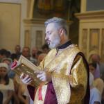 Предстоятель УПЦ совершил Литургию в Лавре в день всех святых Церкви Русской