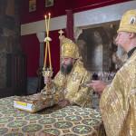 Намісник Лаври вшанував святу княгиню Ольгу