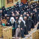 Монашеская конференция в Почаевской лавре