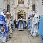 Священноархимандрит Лавры возглавил торжества престольного праздника
