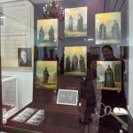 Братия участвовали в открытии выставки «Нашего Печерского сада эти гроздья и цветы»