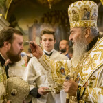 Священноархимандрит Лавры возглавил богослужения праздника Преображения Господня