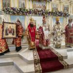 Наместник Лавры возглавил празднества в обители Одесской обл.