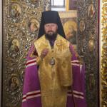 Владыка Павел почтил память св. Иоанна Предтечи