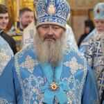 В юбилейных торжествах Зимненского монастыря участвовал митрополит Павел