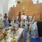 Владыка Павел возглавил престольный праздник монастыря в честь иконы «Услышательница»