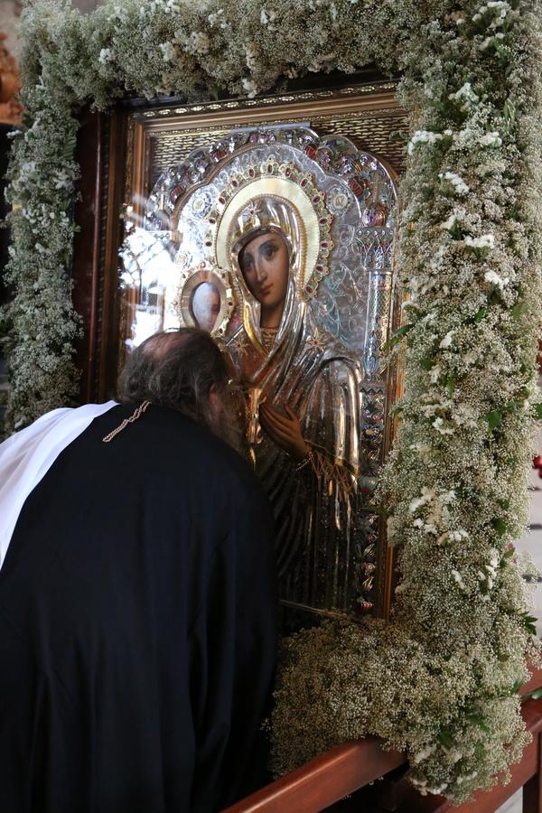 «Лавра никогда прежде не знала такой милости Божией Матери, как сегодня…» (видео)
