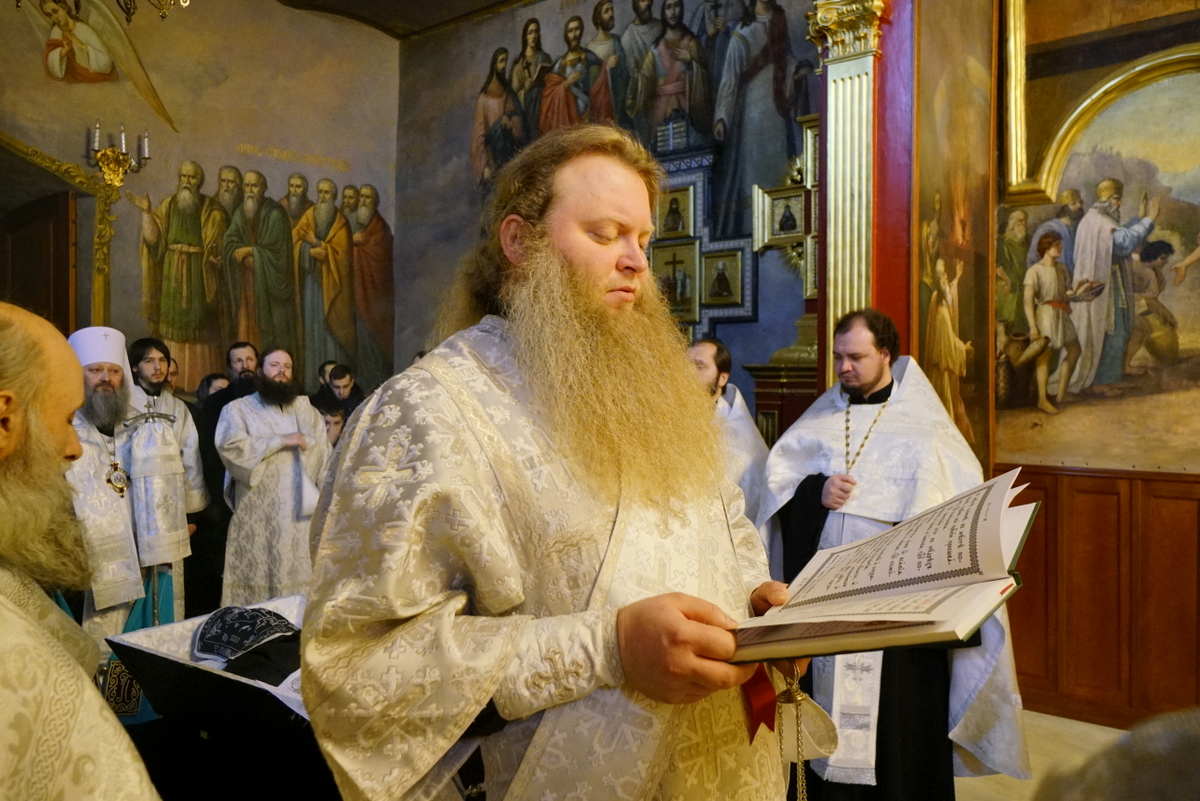 После тяжелой болезни отошел ко Господу насельник Лавры