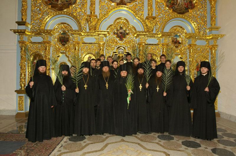 Хор братии Киево-Печерской Лавры выступит в Большом зале Санкт-Петербургской филармонии